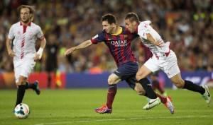 Messi FC Barcelona - Sevilla