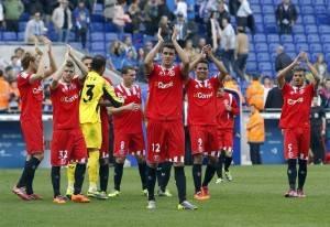 EFE Espanyol - Sevilla