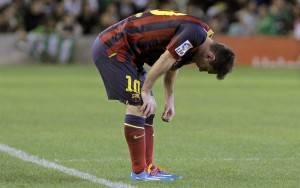 EFE Messi lesión