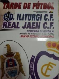 Cartel Iliturgi - Jaen