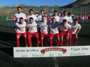 Alineación Los Villares vs Marbella