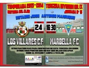 Los Villares CF - mARBEL