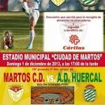 Cartel Martos - Huércal