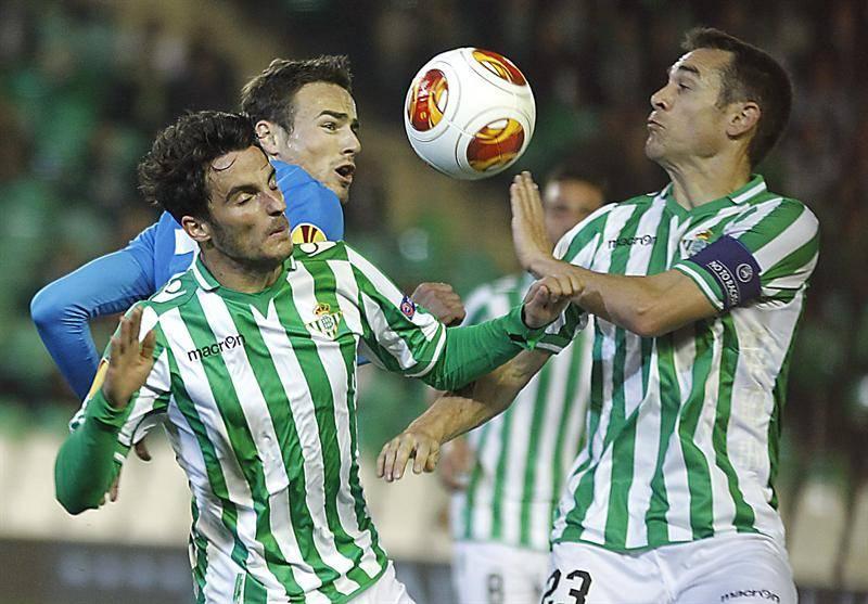 EFE Betis Juan Carlos Nacho