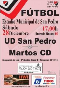 UD San Pedro - Martos CD