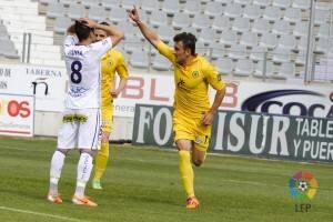 Hadzic celebra gol