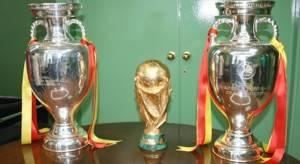 Eurocopas y Mundial