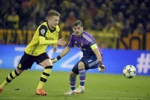 Casillas - Borussia Dortmund