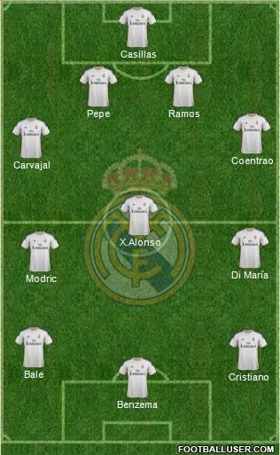 Real Madrid (Bayern)