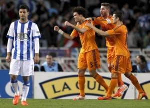 Real Madrid - Real Sociedad 1