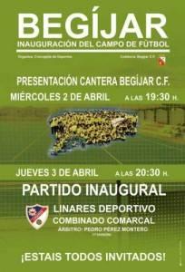 Bégijar FC Césped artificial