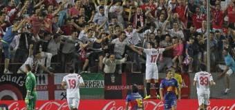 Sevilla, volver a empezar