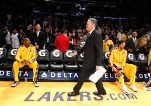 DAntoni deja Lakers