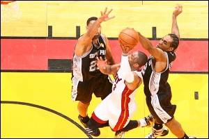 Spurs Defense