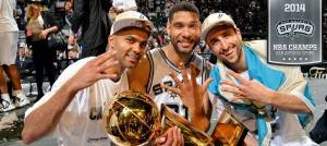 Spurs campeones