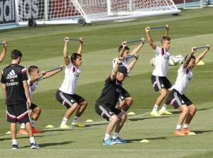 pretemporada real madrid