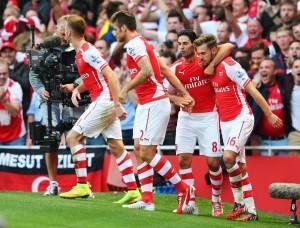 Arsenal - Ramsey