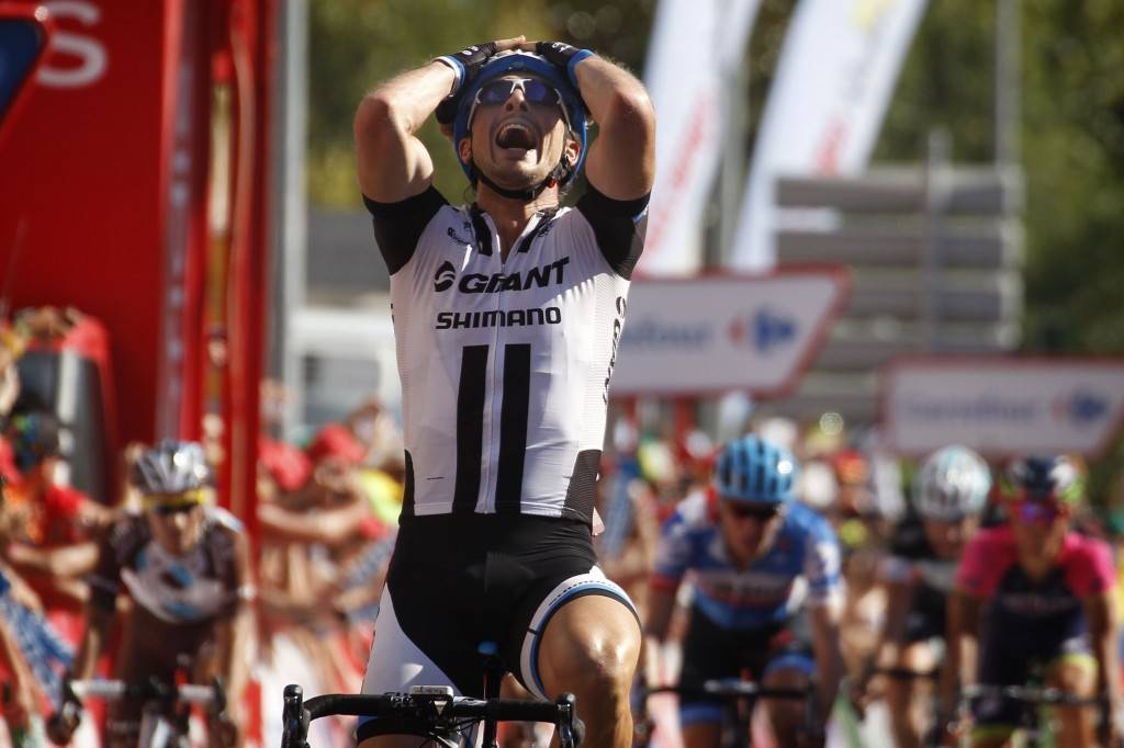 Degenkolb Giant Shimano Vuelta