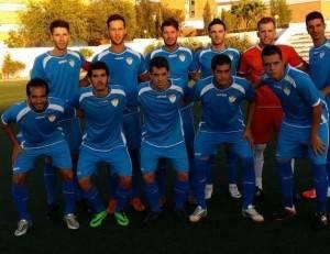 CD Martos en Mengíbar Copa Diputacion