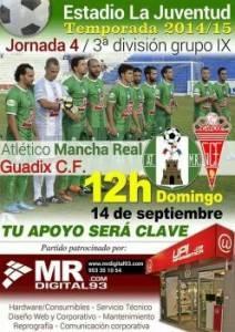 cartel mancha real guadix