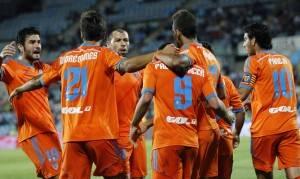 jugadores-Valencia-celebran-goles-anotados-Getafe
