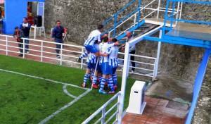 Raul Caravaca gol victoria Cazorla - Navas