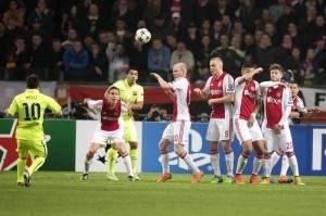 Ajax - Barcelona