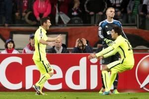 Messi vs Ajax