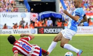 Atlético - Málaga