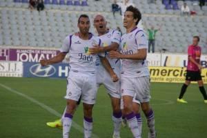 El 4-0 del Jaén al Cacereño da vida a Aybar