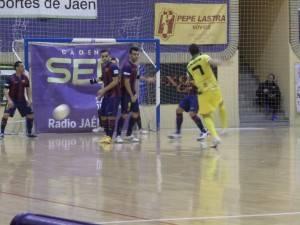 Jaén FS - Barcelona