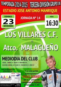 Los Villares - Malagueño