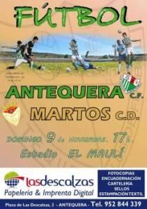 Antequera - Martos CD
