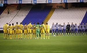 Depor - Málaga sin Riazor Blues