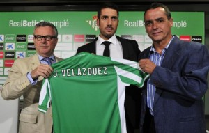 Velazquez Betis