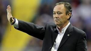 Juan Ignacio Martínez, nuevo técnico del Almería