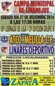 cartel linares_melilla