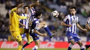 Depor - Málaga Copa