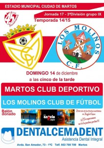 cartel martos_cd_losmolinos