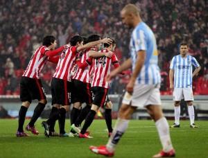 Athletic - Málaga Copa