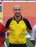 Miguel Angel Gomez Garcia arbitro
