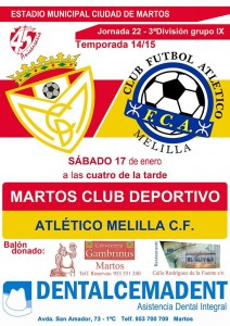 cartel Martos_Melilla