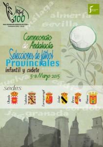 XXX Campeonato de Andalucía Infantil y Cadete