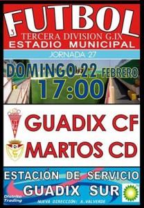 Guadix - Martos