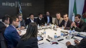 Reunión Málaga