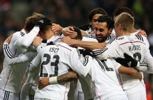 EFE:  Real Madrid-Sevilla