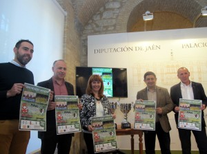 presentación final copa presidente de la diputación futsal