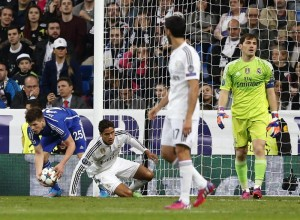 real madrid schalke