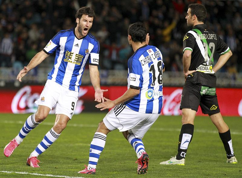 Real Sociedad-Córdoba