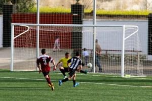 Gol de Alberto, ARjonilla - Jodar
